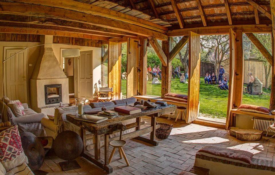 Copsamare guesthouse Transylvania