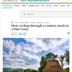 slow Cycling Copsa Mare - the Telegraph